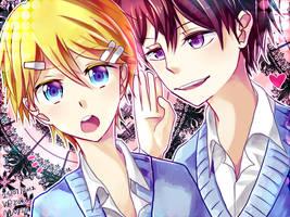 LS request: Aokas by deaeru