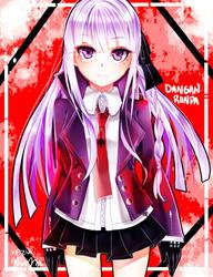 DANGAN RONPA: Kirigiri by deaeru
