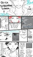 screentones tutorial by deaeru