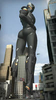 [SFM giantess] Oblivion
