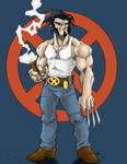 Wolverine by RAHeight