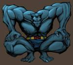 Beast by Charkxl