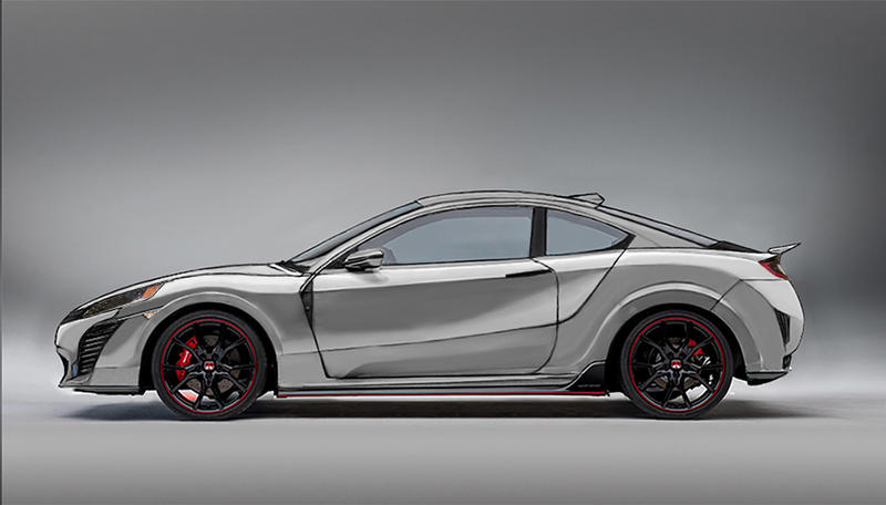 2018 honda integra. Simple Honda Honda Integra Type R 2018 By Ene8 For Honda Integra