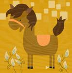 Farm Animals - Horse