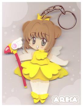 CCSakura-chan :: Keychain