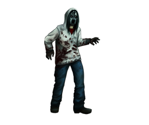 The Chaser - Concept Art #1 (w/ eyes)