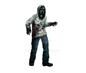 The Chaser - Concept Art #1 (no eyes)