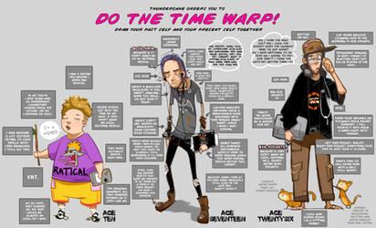 Time Warp Meme. by Endling