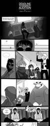 Scrapped Deadline Audition. by Endling