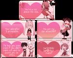 OC Valentine Cards