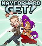 Wayforwardin'!
