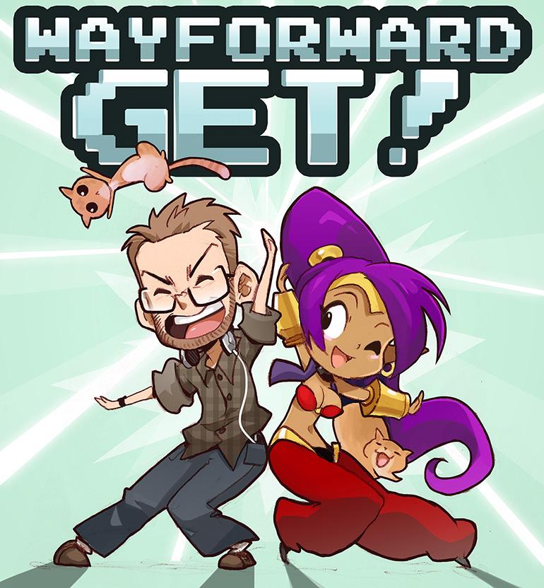 Wayforwardin'! by Endling