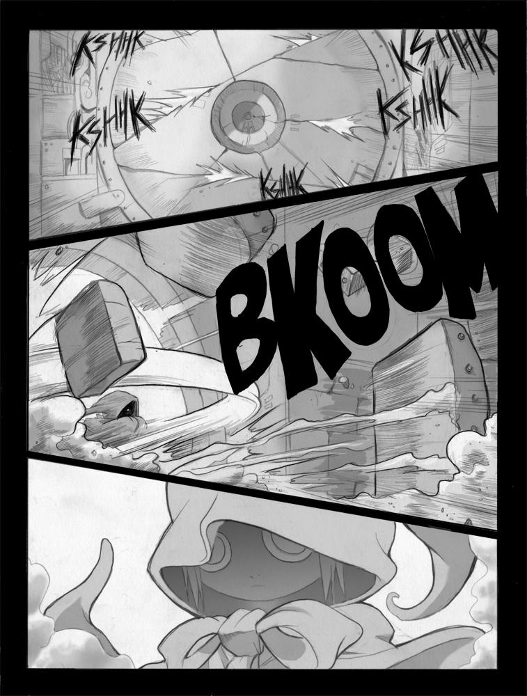 Everafter Pg. 4 by Endling