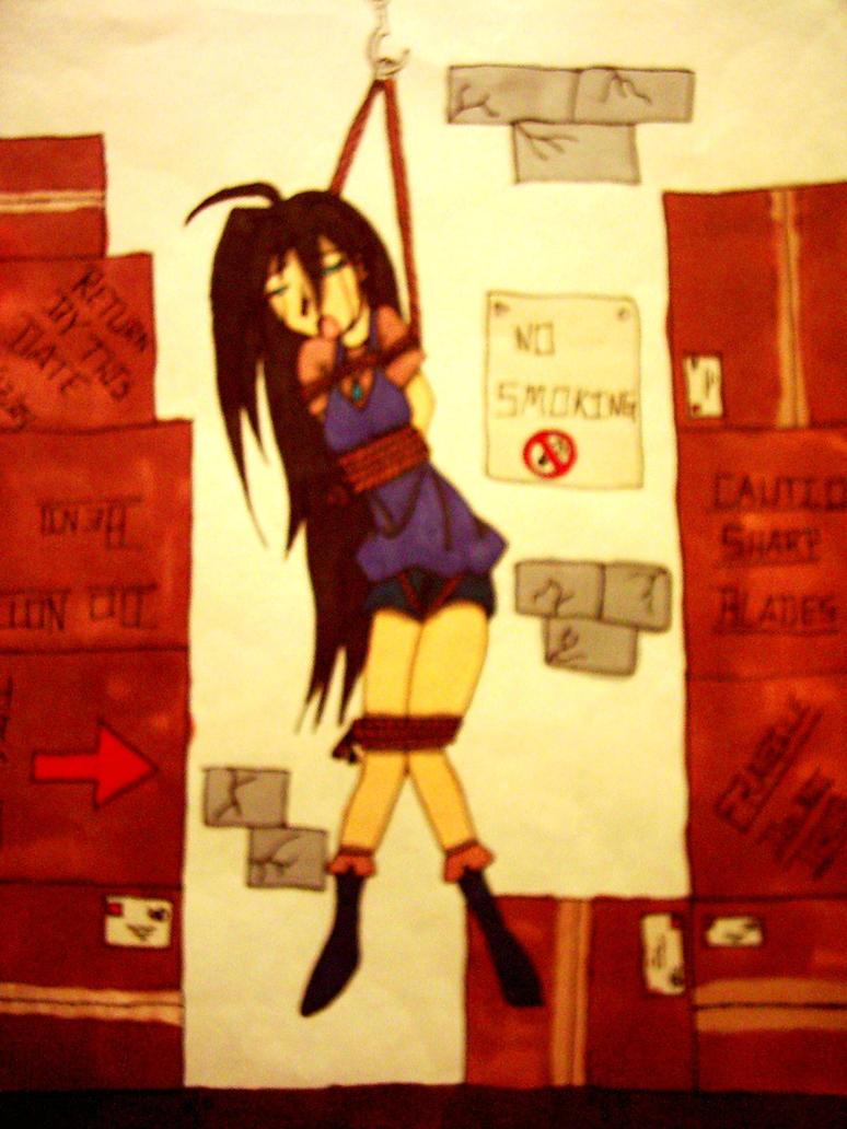 Vincent's hostage... by Nazuna-Sakaki