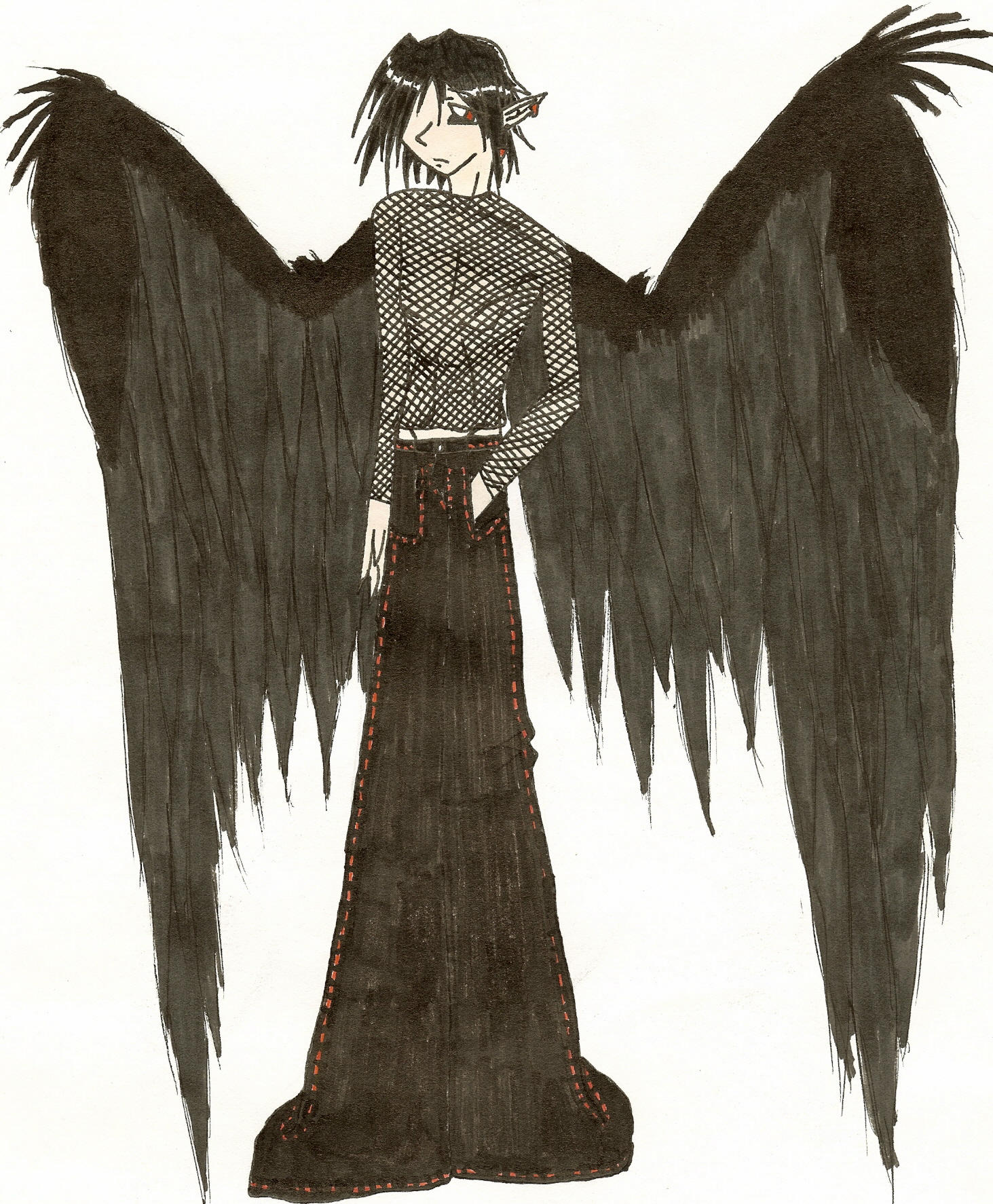 Jack- The Angel of Death. by Nazuna-Sakaki