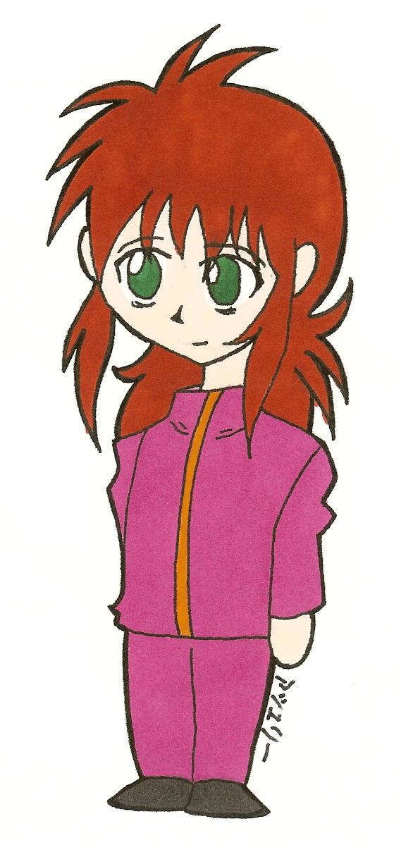 Chibi Kurama by Nazuna-Sakaki