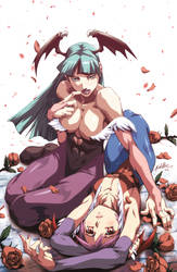 Morrigan and Lilith