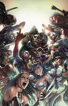 MARVEL vs CAPCOM 3 - STEELBOOK