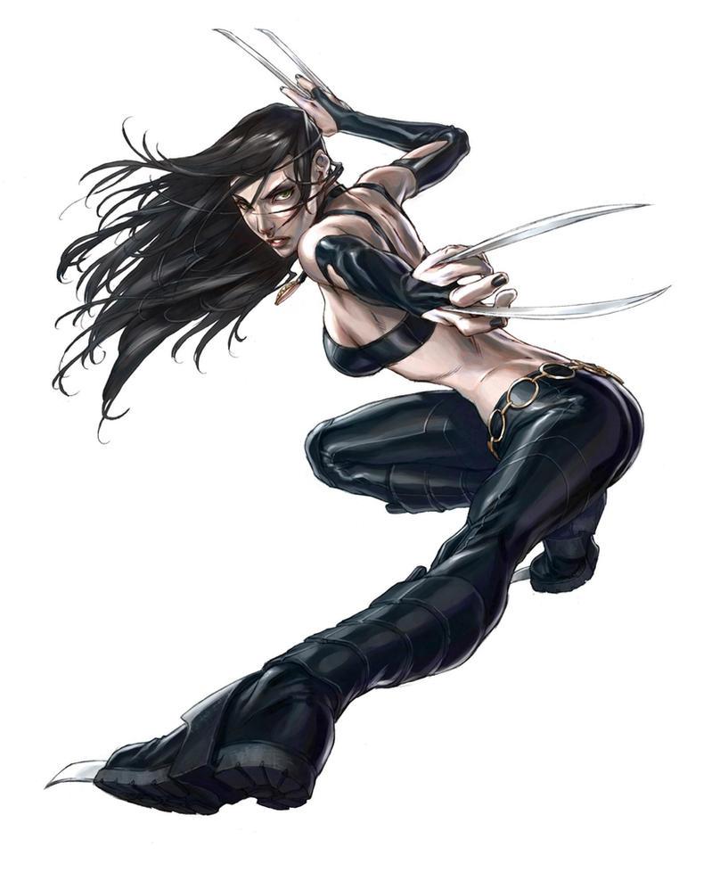 X 23 Marvel X-23 Tutorial f...