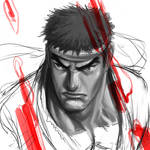 Ryu - Value Study
