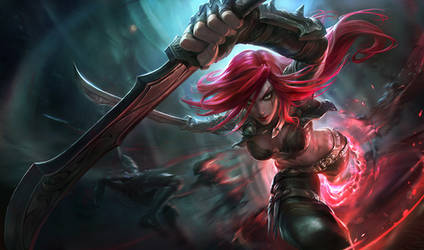Katarina Base Splash