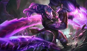 Void Bringer Illaoi - Splash