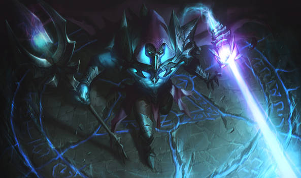 Death Sworn Viktor Splash