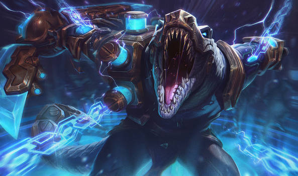 HEXTECH RENEKTON - SPLASH