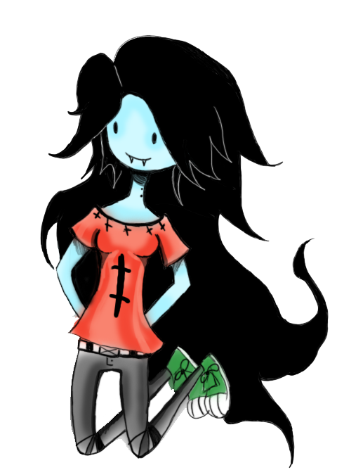 Marceline by Misia-smutaska
