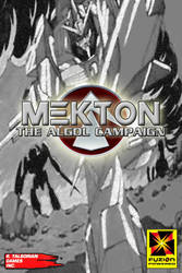 Mekton: Algol Campain Cover by TFVanguard