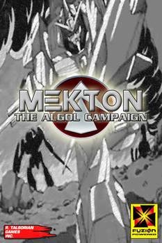 Mekton: Algol Campain Cover