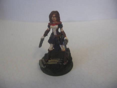 Steampunk Minis - Virginia Maxwell