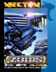 Mekton - Zoids Cover