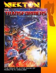 Mekton - Transformers Cover