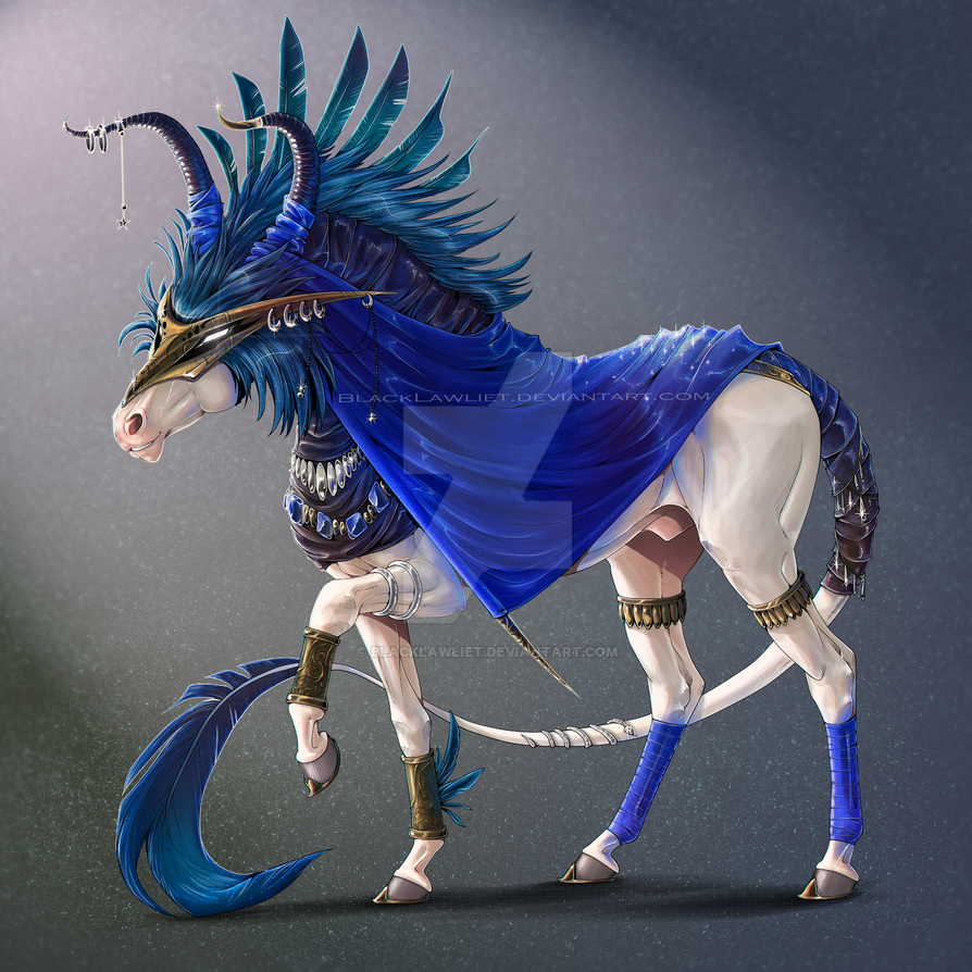 King of Masquerade by BlackLawliet