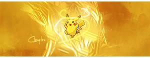 Pikachu Sprite Tag V2 by SLaPPyGFX