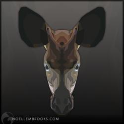 Okapi by NoelleMBrooks