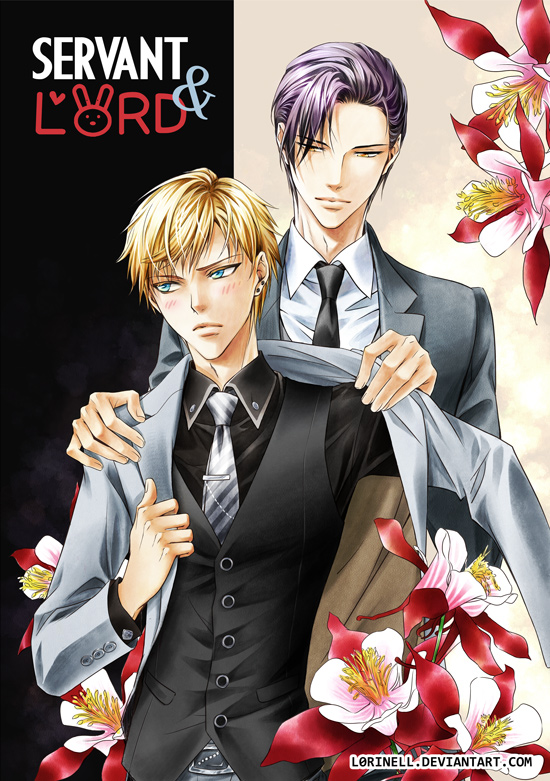 Servant and lord color cover by LorinellYu