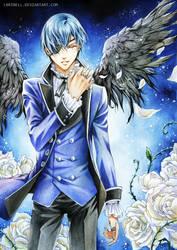 Black Butler - Kuroshitsuji - Ciel Phantomhive by LorinellYu