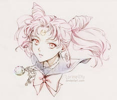 Chibiusa - Sailor Chibi Moon
