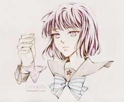 Hotaru Tomoe - Sailor Saturn
