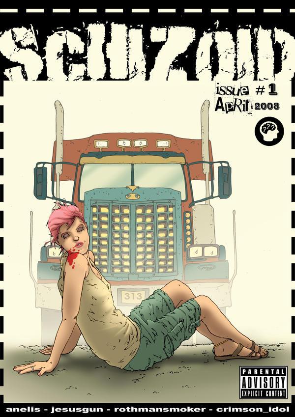schizoid COVER by crimson-idol