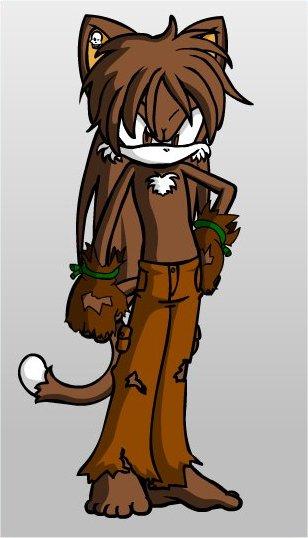 Werecat-Character Maker by MattCat