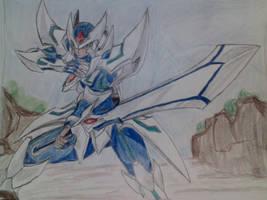 Blaster Blade by RoyFokker93