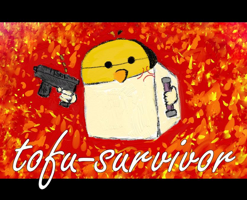 tofu-survivor by tofu-survivor
