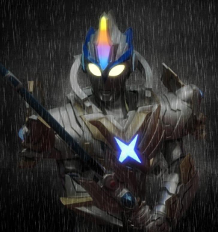 Ultraman X By Prasblacker On Deviantart