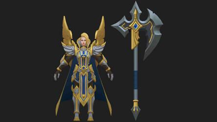 Hilda - Sacred Guard[DL]