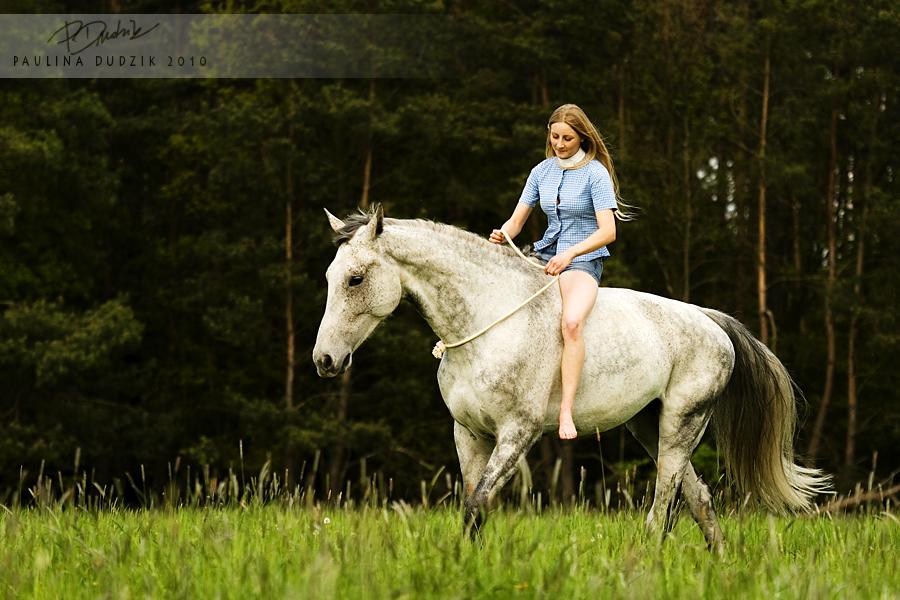 美女骑士 - ★  牧笛  ★ - ★★★ 世界数码艺术博览★★★