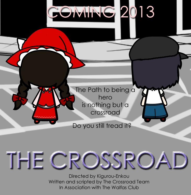 The Crossroad Poster by Kigurou-Enkou
