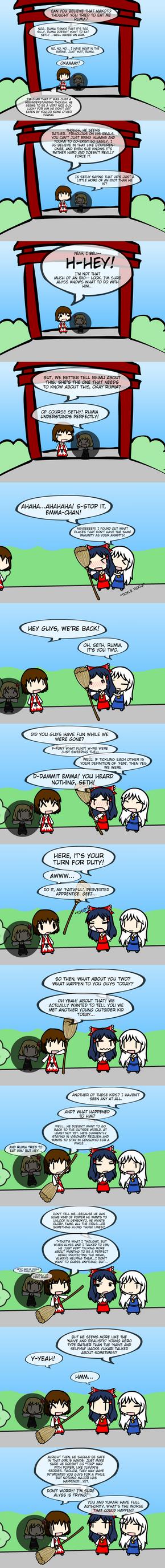 The Crossroad - Part 21 by Kigurou-Enkou
